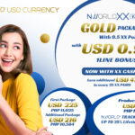 Gold USD Packages